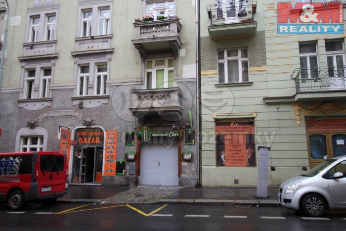 Pronájem, obchodní objekt, 77 m2, Praha 3, ul. Koněvova
