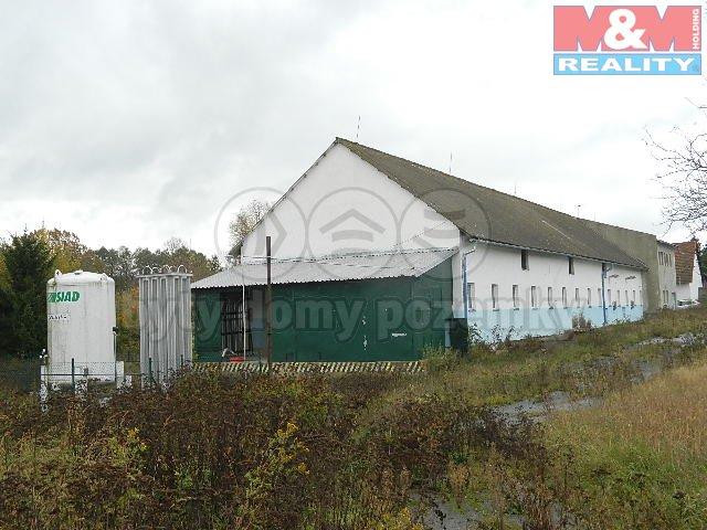 Prodej, výrobní prostory, 2981 m2, Kněžská, Havlíčkův Brod
