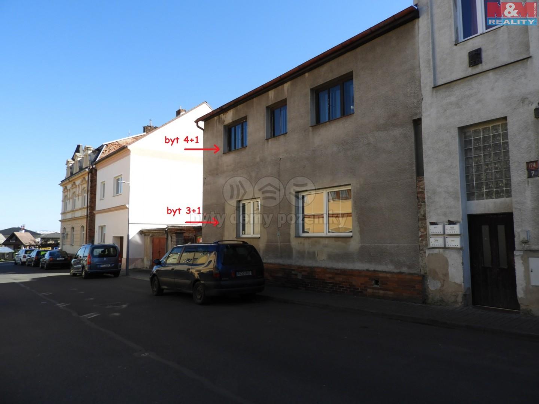 Prodej, rodinný dům 7+2, 183 m2, Novosedlice, ul. Malodrážní