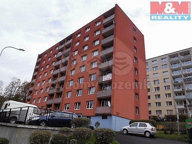Prodej, byt 1+1, 35 m2, OV, Ústí nad Labem, ul. Žukovova