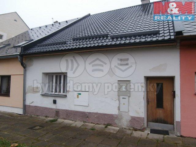 Prodej, rodinný dům 2+1, Mohelnice, Podolí