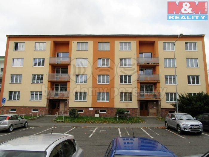 Prodej, byt 2+1, 63 m2, Cheb, ul. Přátelství
