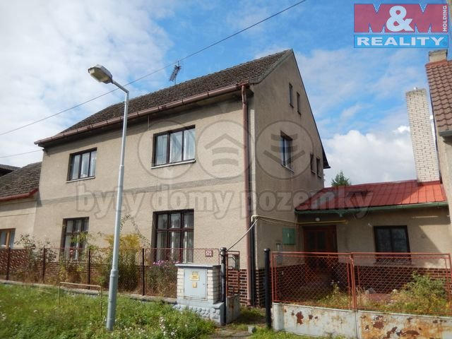 Prodej, rodinný dům, Městec Králové, ul. Kollárova