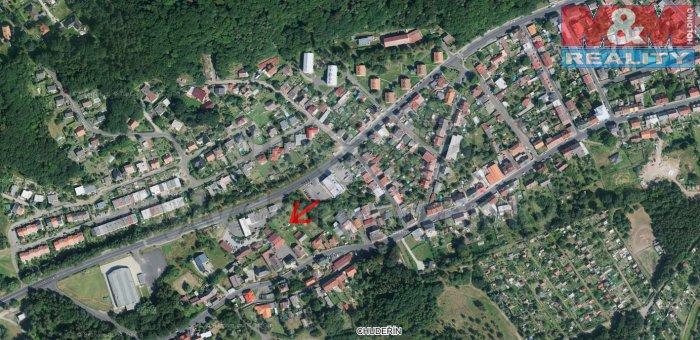 Prodej, pozemek, 2160 m2, Litvínov, ul. Chudeřínská