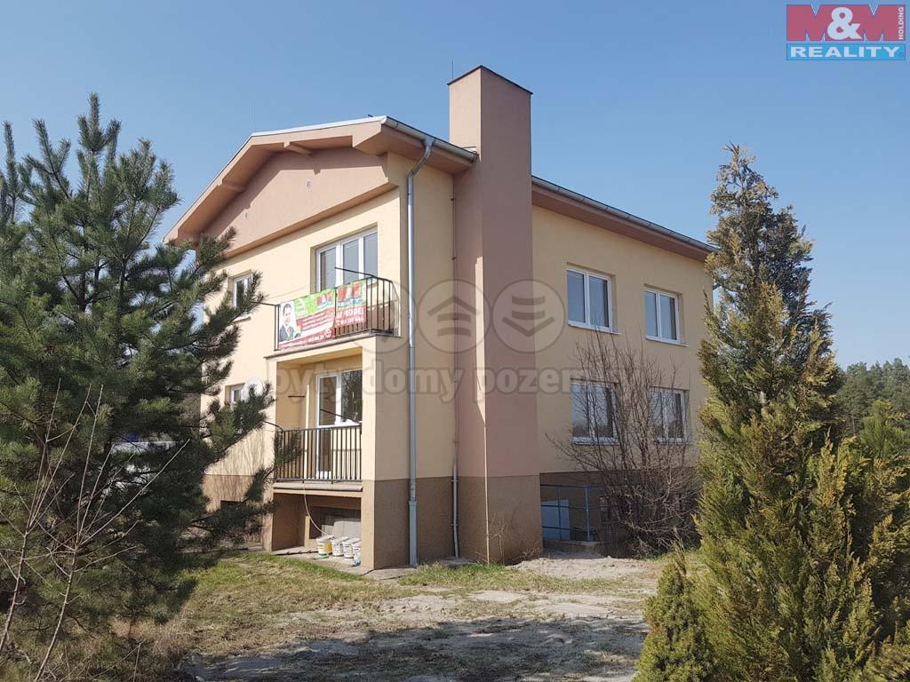 Prodej, byt 4+kk, 78 m2, Řikonín
