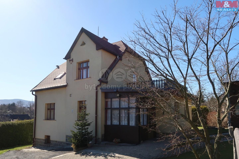 Prodej, rodinný dům, 122 m2, Liberec, Vratislavice