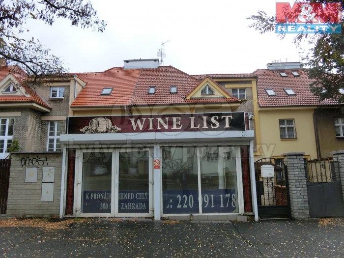 Pronájem, kanceláře, 290 m2, Praha 2- Vinohrady