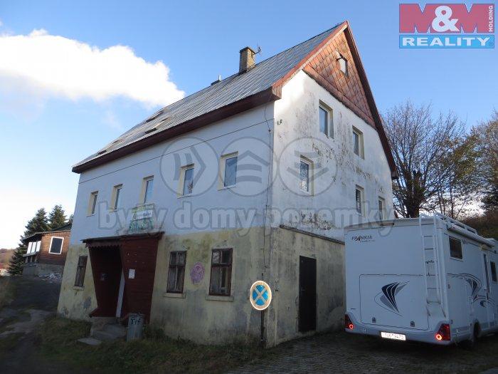 Prodej, penzion, 587 m2, OV, Loučná pod Klínovcem