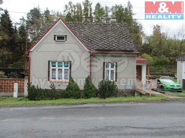 Prodej, chalupa, les, zahrada, 2387 m2, Konice