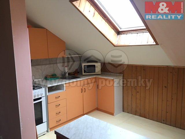 Prodej, byt 2+1, 50 m2, OV, Mariánské Lázně, ul. Máchova