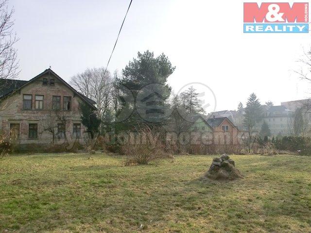 Prodej, pozemek, 1324 m2, Liberec - Františkov