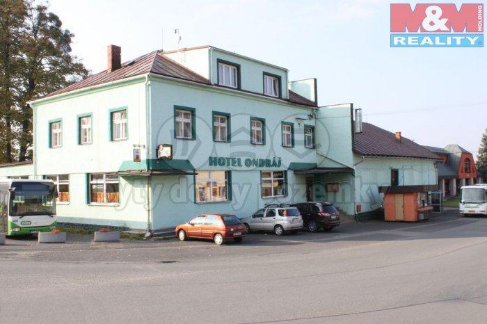 Prodej, hotel, Raškovice