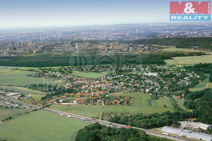 Prodej, pozemek, 1001 m2, Praha 4 - Újezd u Průhonic