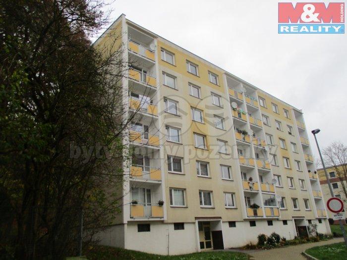 Prodej, byt 1+1, 36 m2, DV, Ústí nad Labem, ul. Mlýnská