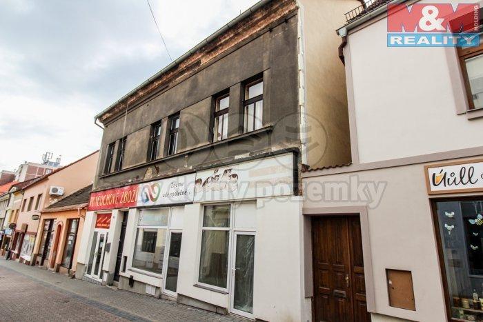 Prodej, nájemní dům, Kladno, ul. Ivana Olbrachta