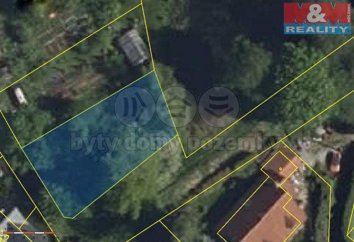 Prodej, zahrada, 432 m2, Plandry