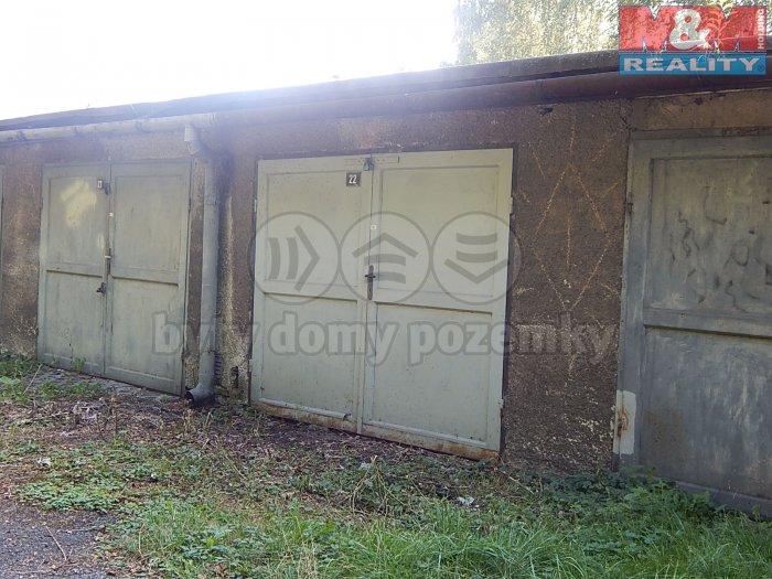 Prodej, garáž, Frýdek - Místek, ul. Nad Cihelnou