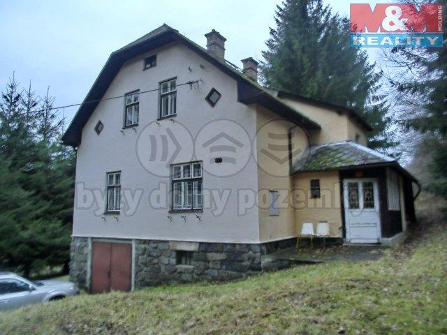 Prodej, chalupa, 1147 m2, Hanušovice - Potůčník
