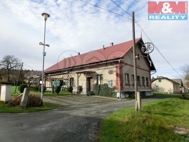 Prodej, restaurace, 2026 m2, Krucemburk, Staré Ransko