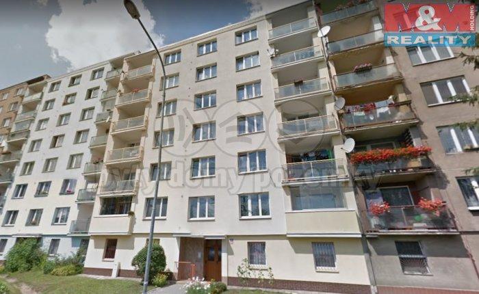 Prodej, byt 2+1, 58 m2, Karlovy Vary, Ostrovská
