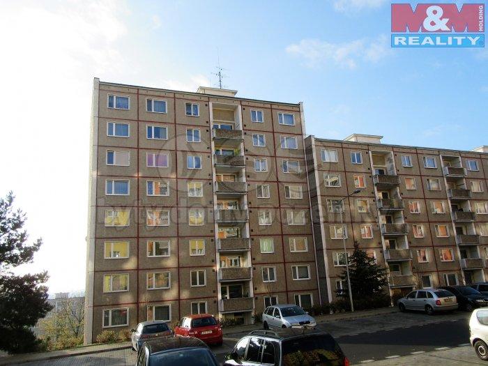 Prodej, byt 2+1, 62 m2, Cheb, ul. Dvořákova