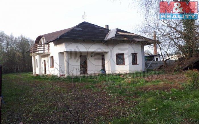 Prodej, rodinný dům 6+1, 290 m2, Mělník