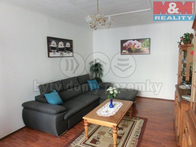 Prodej, byt 2+1, 61 m2, DV, Krupka, ul. Karla Čapka