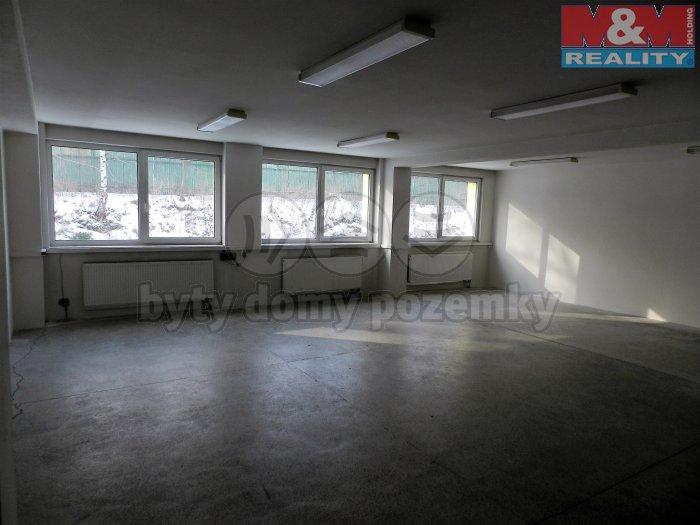 Pronájem, kancelář, 138 m2, Frýdek - Místek, ul.Příborská