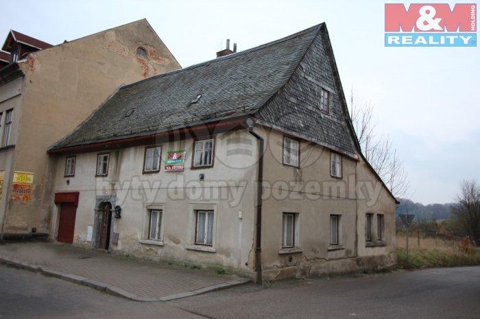 Prodej, rodinný dům 4+1, Jablonné v Podještědí