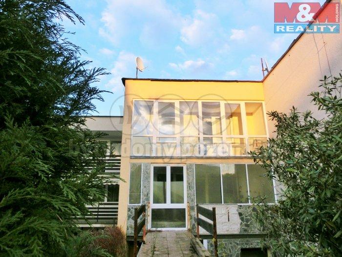 Prodej, rodinný dům 5+1, 250 m2, Karlovy Vary, ul. Mlýnská