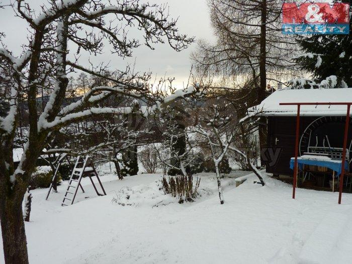 Prodej, zahrada, 316m2, Nový Bor, Arnultovice