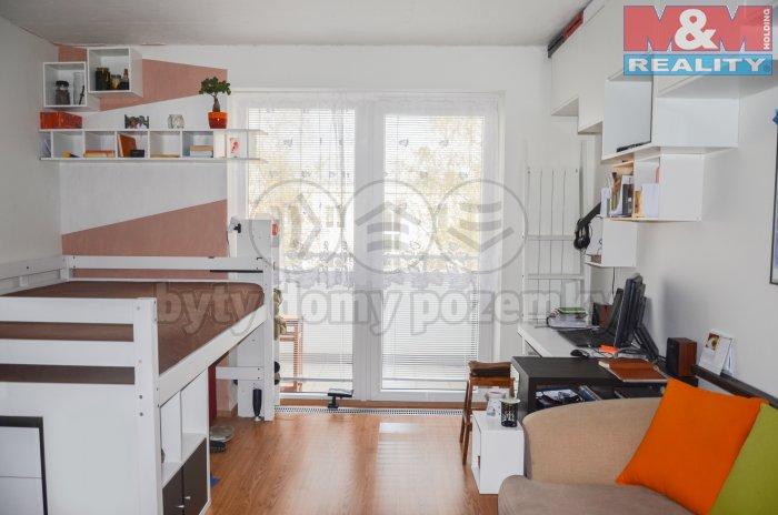 Prodej, byt 1+kk, 34 m2, OV, Praha 9 - Letňany