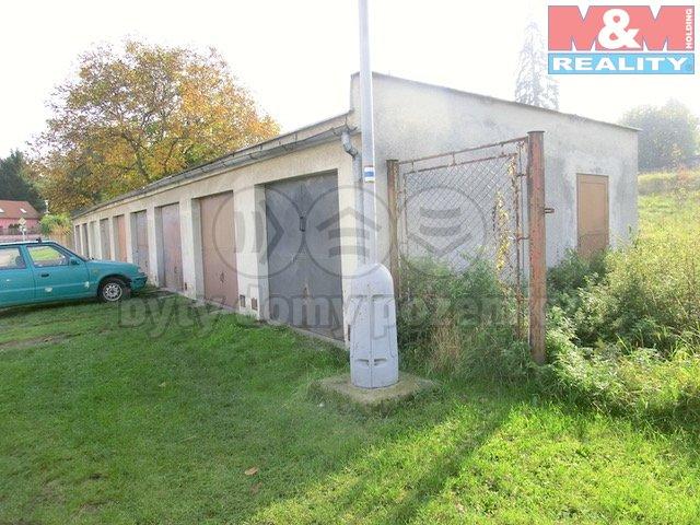 Prodej, garáž, 18 m2, Vysoké Mýto, ul. Fibichova