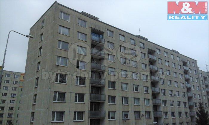 Prodej, byt 1+1, Ústí nad Labem - Mojžíř