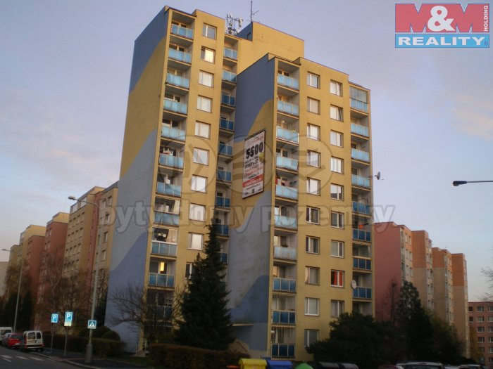 Prodej, byt 2+kk , 48 m2, Praha 9, ul. Trytova