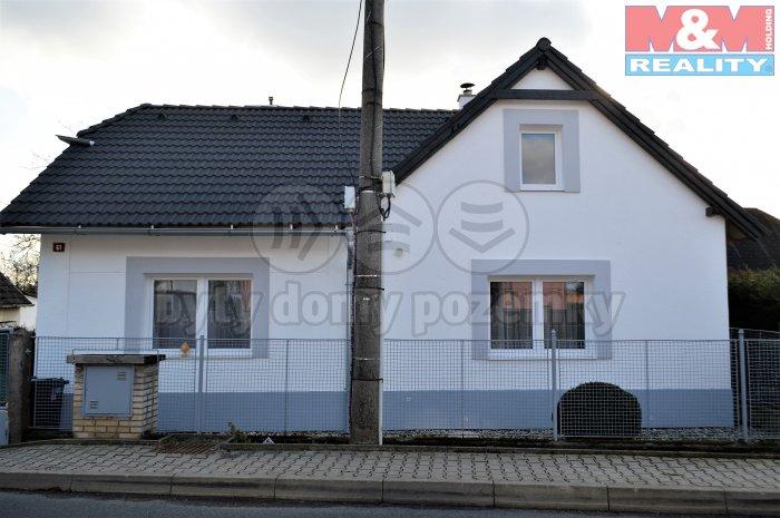 Prodej, Rodinný dům,122m2, Říčany - Pacov