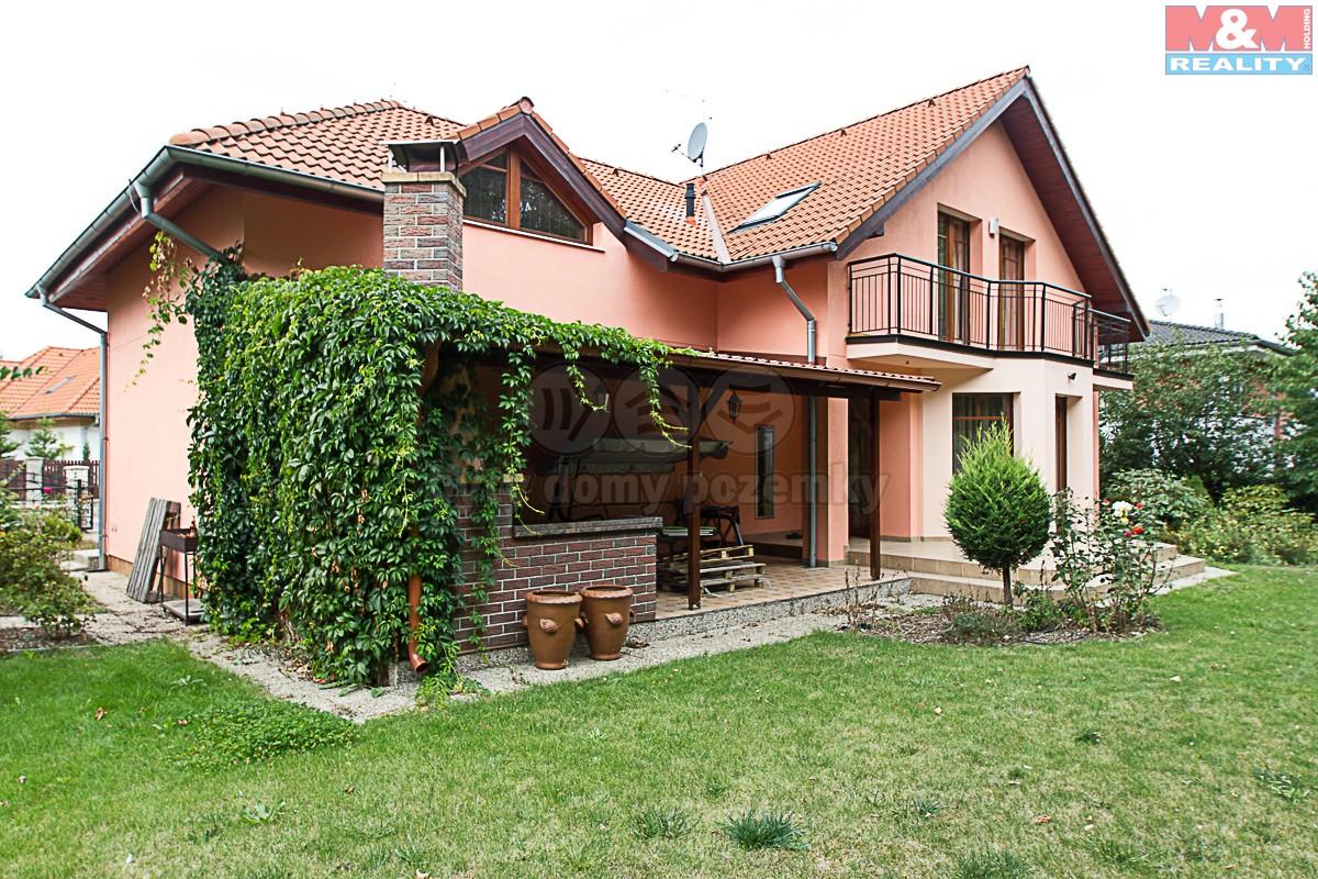 Prodej, rodinný dům 5+1, 779 m2, Praha - Dolní Chabry