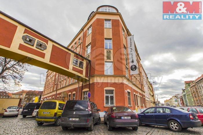 Pronájem, kancelář. prostory 25,4 m2, Pod Pekárnami, Praha 9