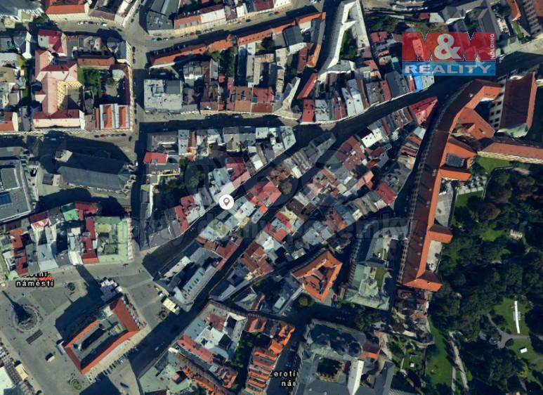 Pronájem, kancelářské prostory, 18 m2, Olomouc