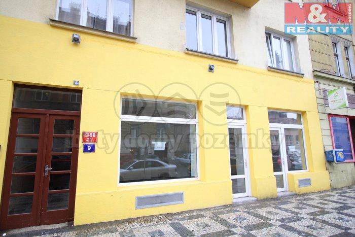Pronájem, nebytové prostory, 50 m2, Praha 4 - Nusle