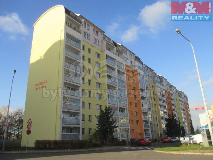 Prodej, byt 2+kk, 57 m2, Praha 9 - Letňany
