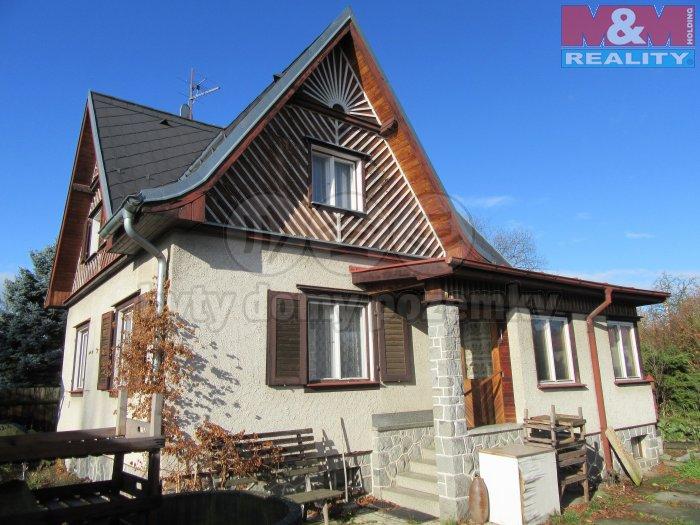 Prodej, Rodinný dům, 6+1, 180 m2, Plzeň - Radčice