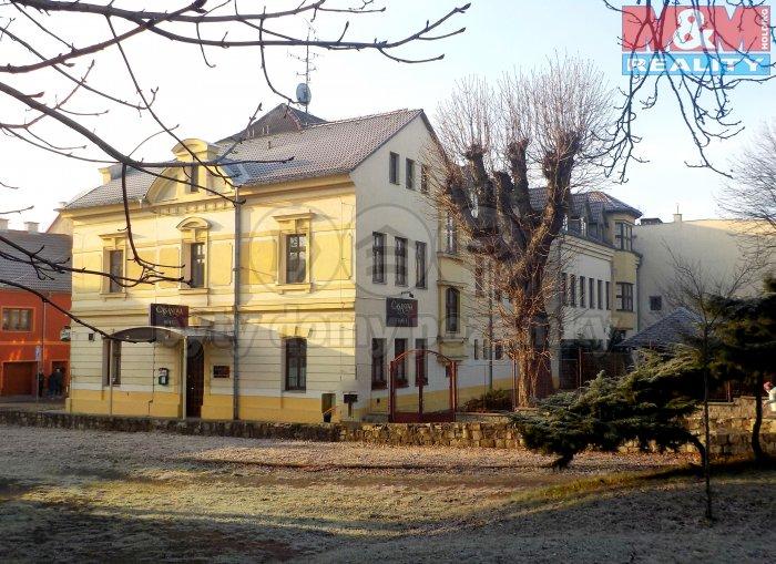 Prodej, hotel, 1500 m2, Duchcov, ul. Husova
