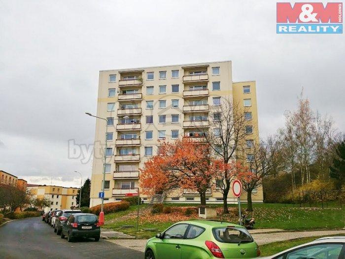 Prodej, byt 3+1, 73 m2, OV, Ústí nad Labem, ul. Obvodová