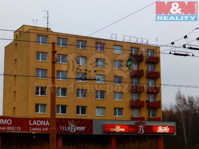 Prodej, byt 1+kk, Jihlava, ul. Okružní