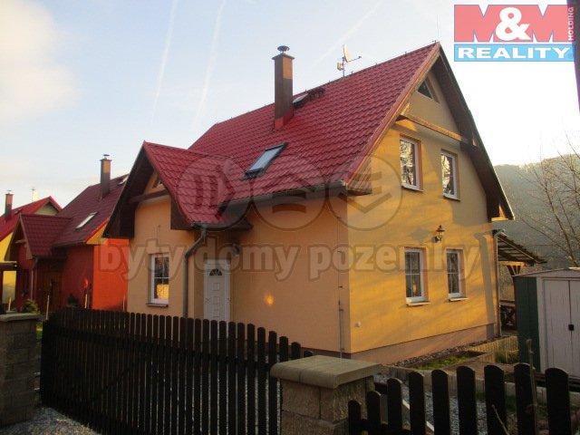 Prodej, Rodinný dům, 4+1, Velké Březno, ul. Na Výsluní