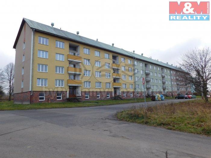 Prodej, byt 4+1, 100 m2, Toužim, ul. Sídliště