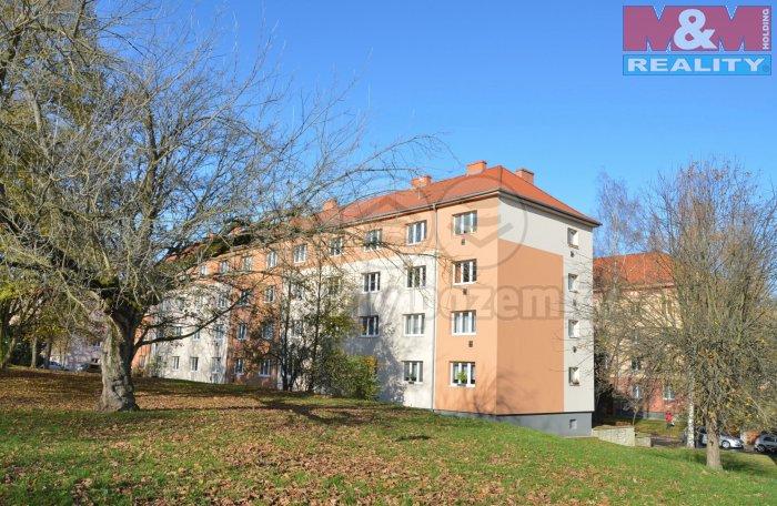 Prodej, byt 2+1, DV, 56 m2, Teplice, ul. Americká