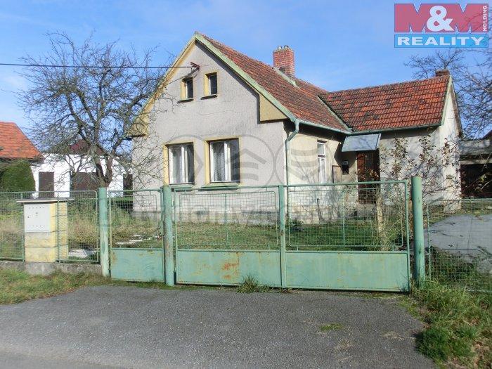 Prodej, rodinný dům, 966 m2, Vlašim - Bolina