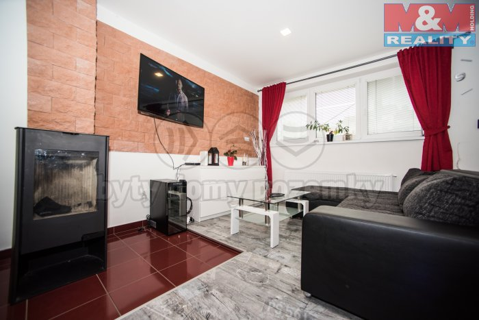 Prodej, rodinný dům, 235 m2, Brno - Líšeň, ul. Ondráčkova